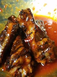 Sweet Chili Sriracha Wings