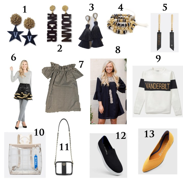 Dress to the Decor: Game Day Attire