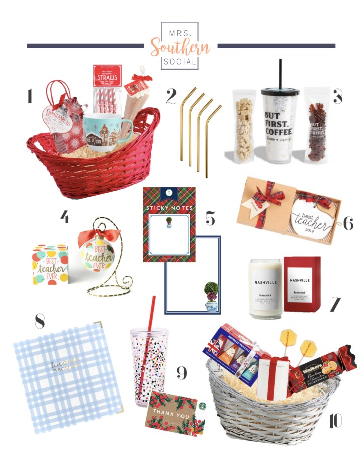 Gift Guide- Teachers:Co-Workers