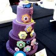 knitted-wedding-cake