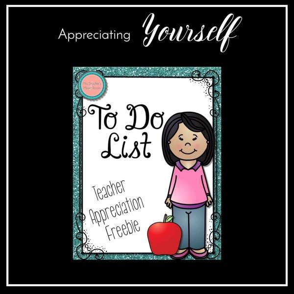 Appreciating Yourself