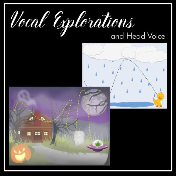 Vocal Explorations and Head Voice