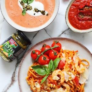 Mediterrane Küche: Top Rezepte mit Tomaten