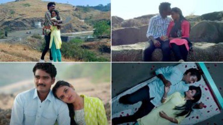 Rang Pirticha Bawara Song: 'Fandry' Fame Jabya alias Somnath Avaghade's new romantic song 'Rang Preeticha Bawara' released; Watch the video