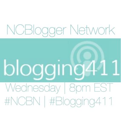 NCBlogger-Blogging411