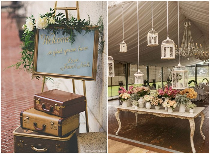 Shabby Chic Vintage Wedding Ideas You Cant Say No To