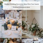 30 Outdoor Wedding Decoration Ideas Wow Your Guests Mrs To Be