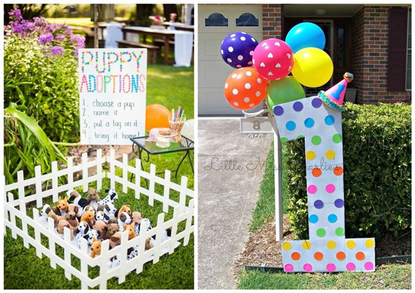 31 Fun And Unique 1st Birthday Party Ideas Mrs To Be
