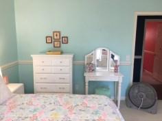 Dorothy's new room
