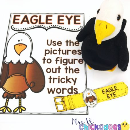 Eagle-eye-reading-strategy