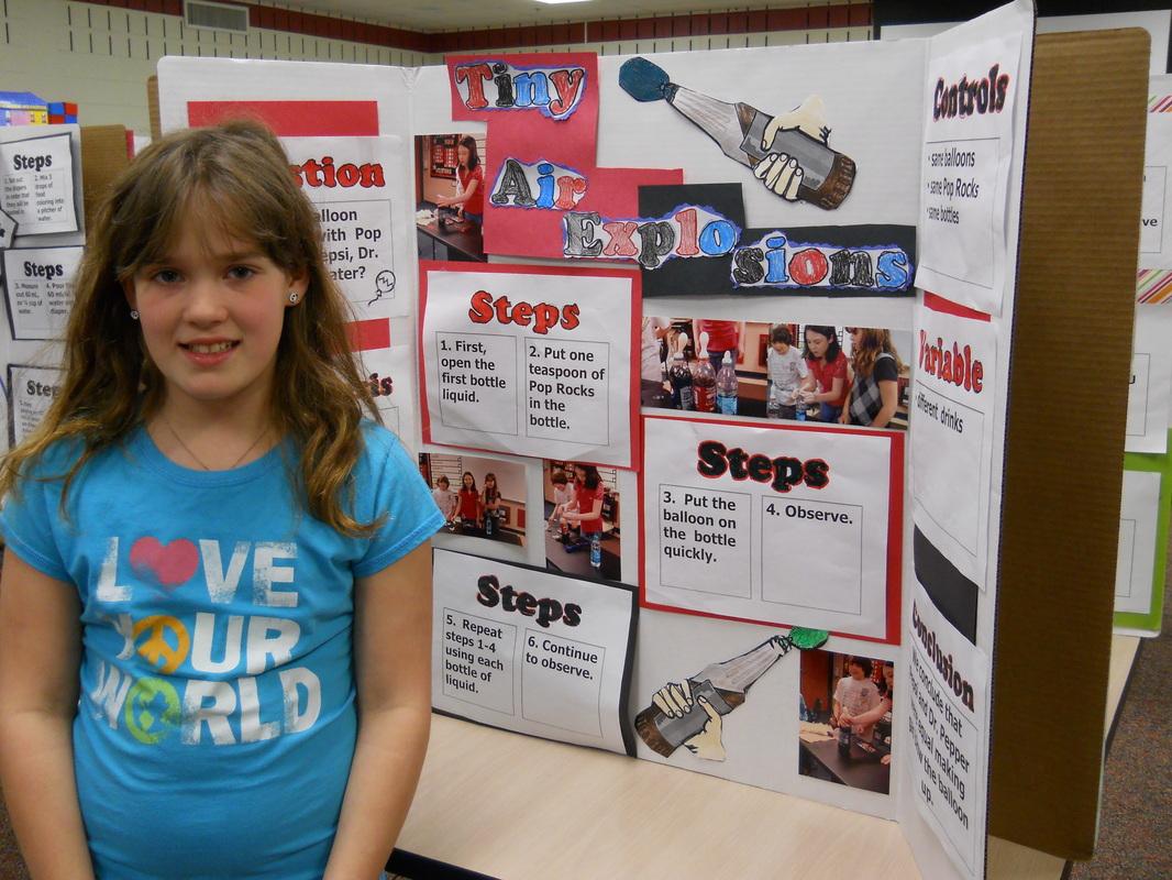 Science Fair Photos