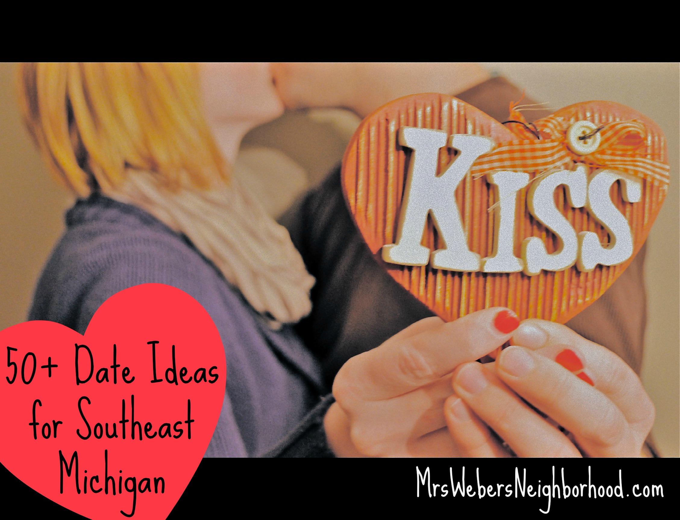 50+ Date Ideas in Southeast Michigan