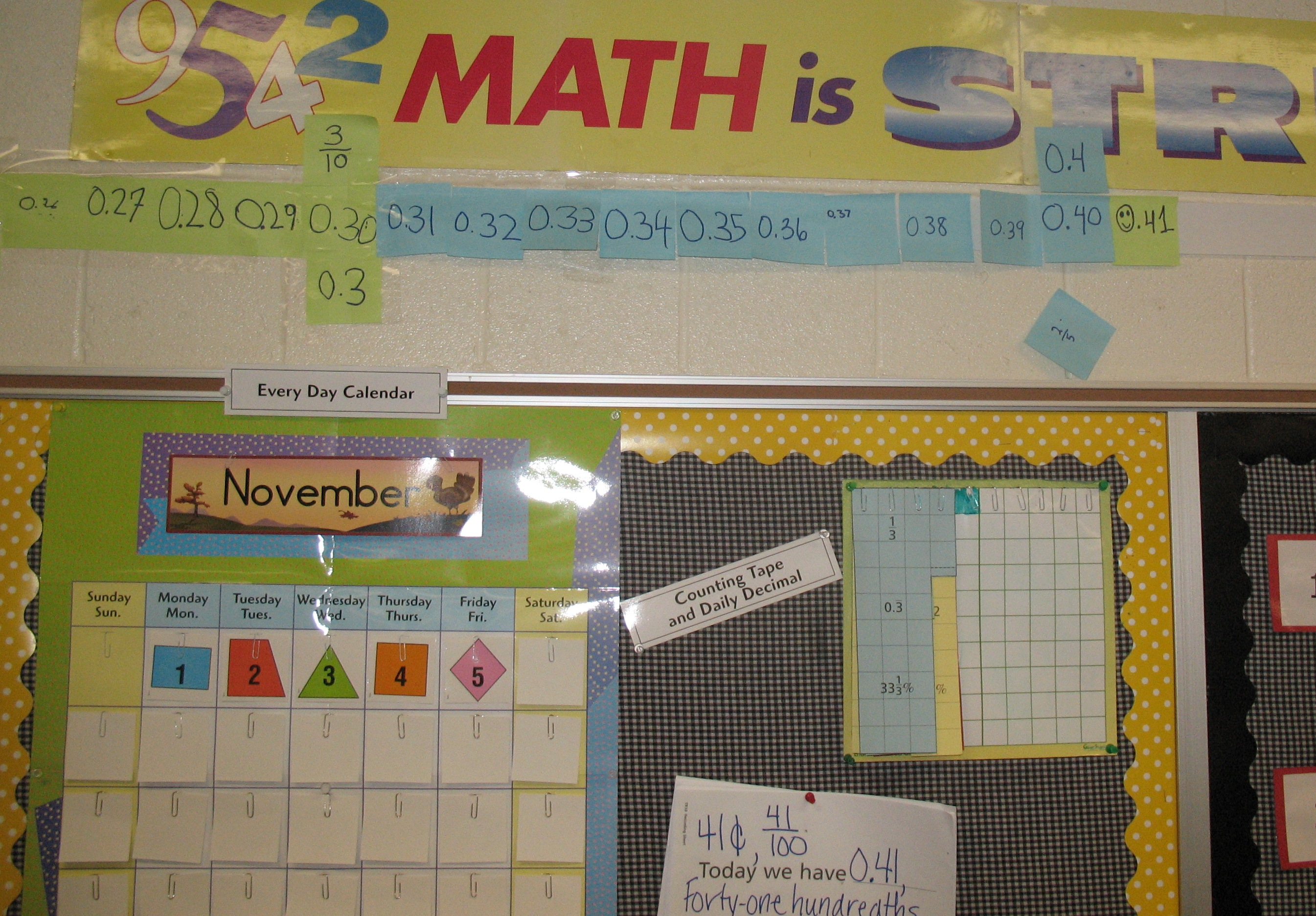 5th Grade Math Patterns