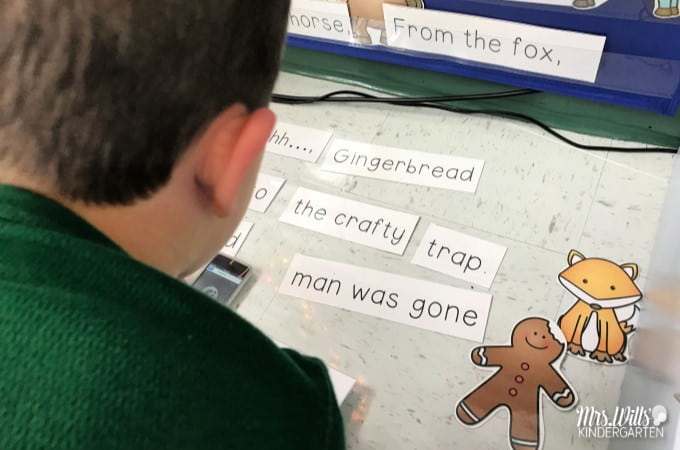Winter Poems for Kindergarten and First Grade. These easy poetry lessons will engage your classroom in shared reading. Focus on fluency while having fun!