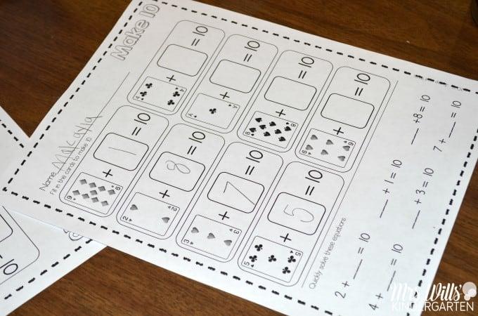 10 math workshop questions answered. Kindergarten and first-grade math workshop organization tips.