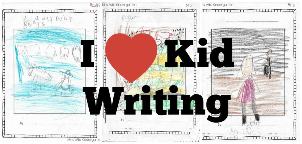Looking for ideas for writing activities for your class? Check out these kindergarten writers workshop ideas, including examples from one of my students!
