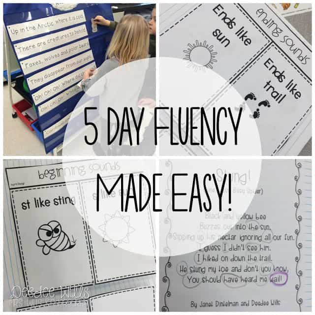 We simply loved our daily poetry time last year. We focused on one poem for the entire week. So... how do you keep 5 days worth of shared reading fun and meaningful... let me show you!
