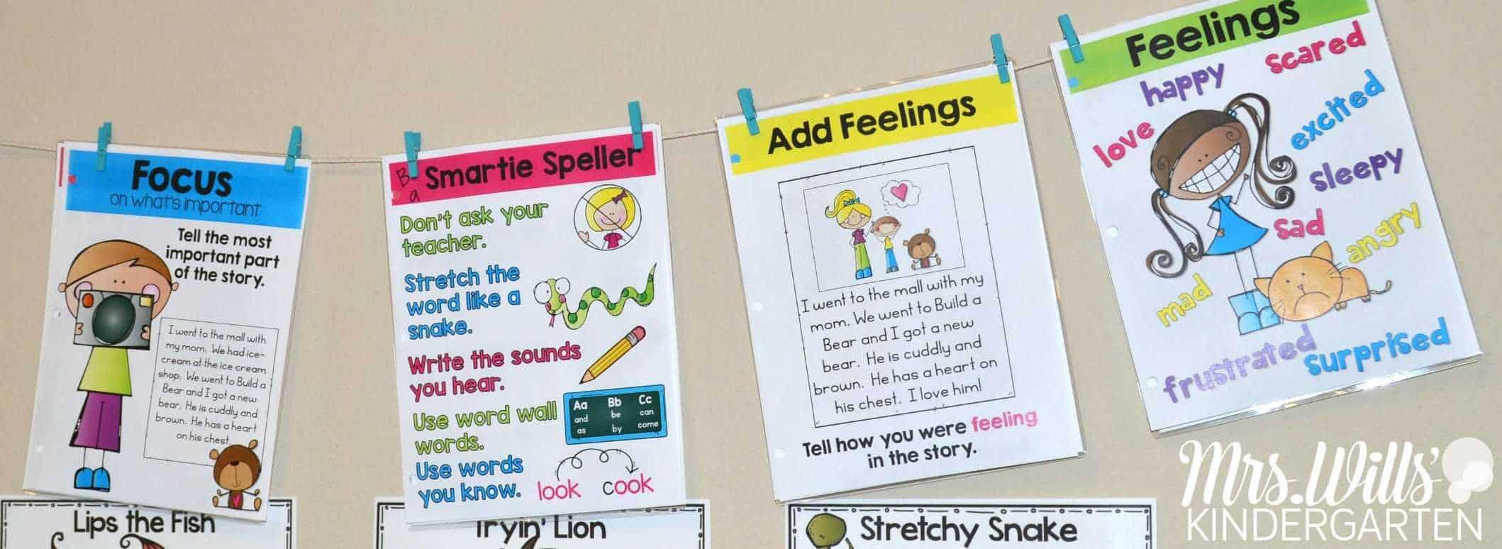 Genre Writing in Kindergarten