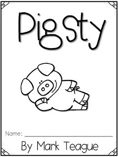 Pigsty by Mark Teague Response Journal