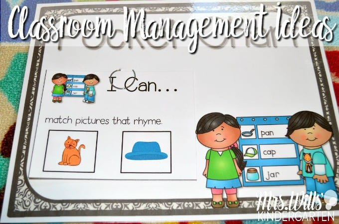Kindergarten Classroom Management Resources