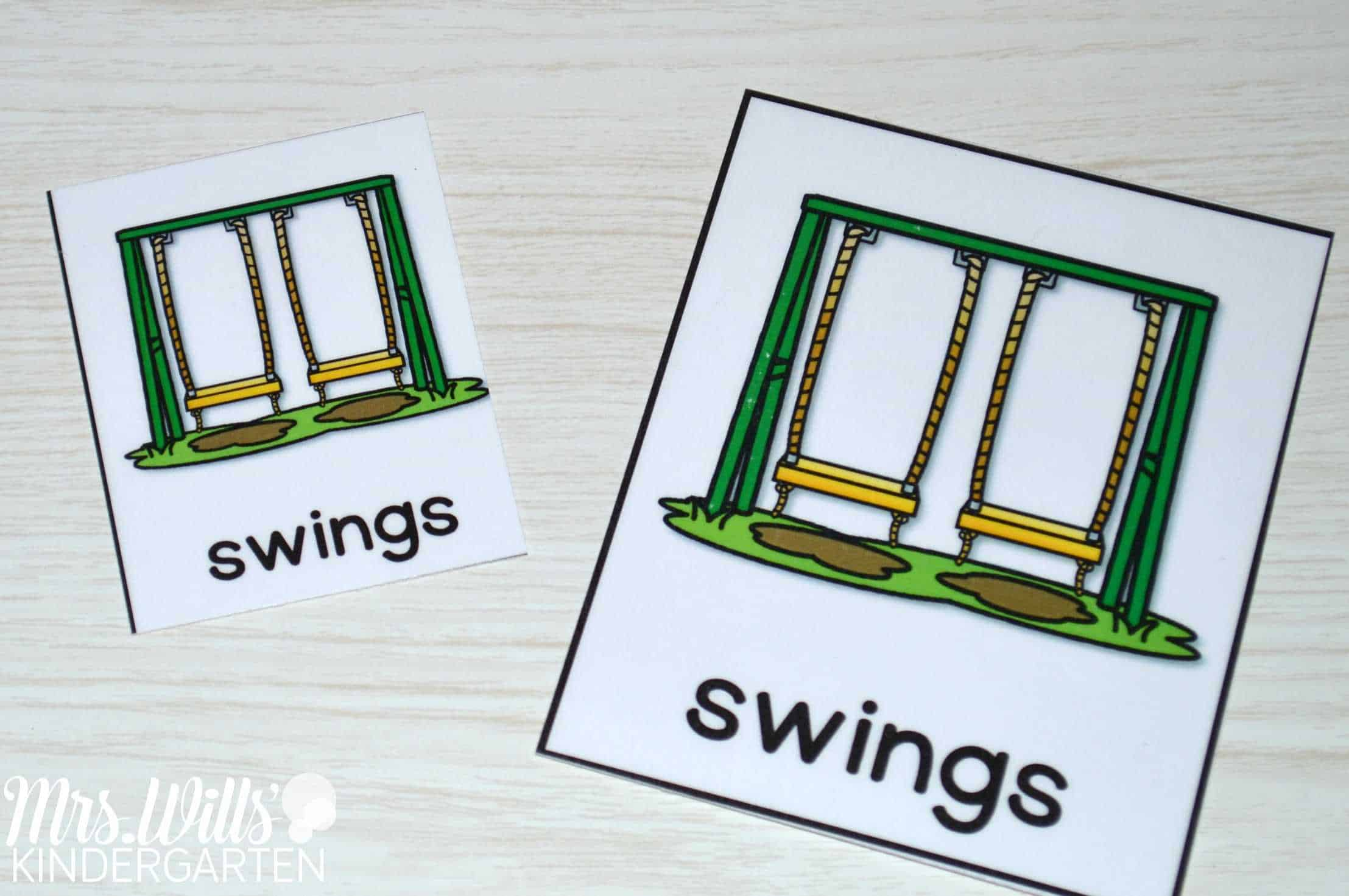 Small classroom?  No problem!  Tips and tricks for you to create literacy stations for a small classroom. You do have space for a writing station and a pocket chart activity.