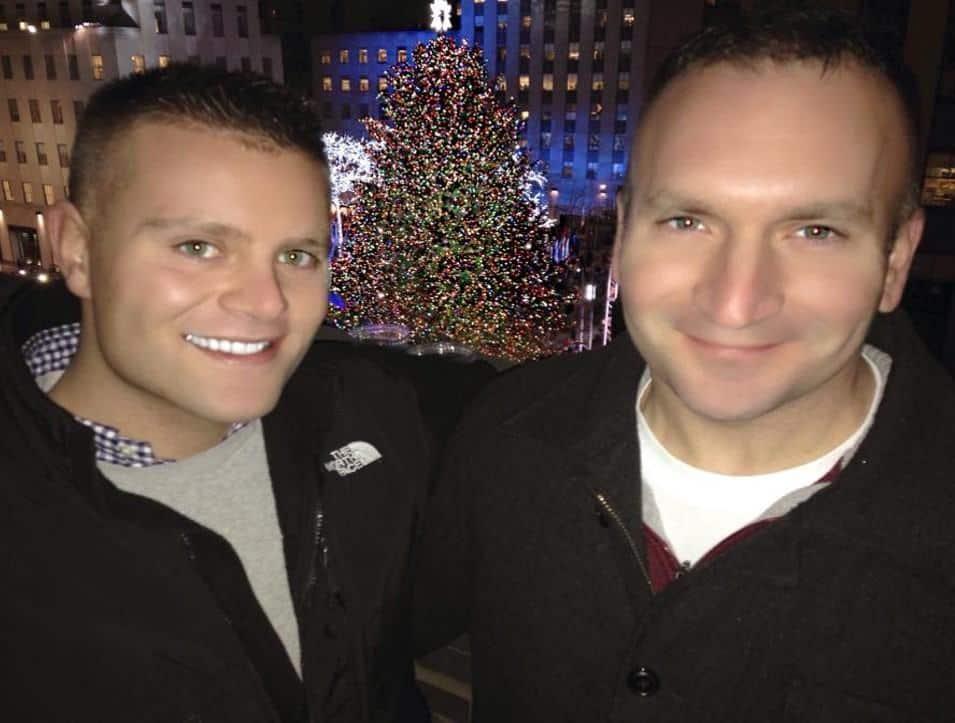 Tim and Doug