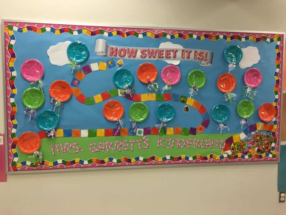 Back to school bulletin board ideas are here! Camping, In