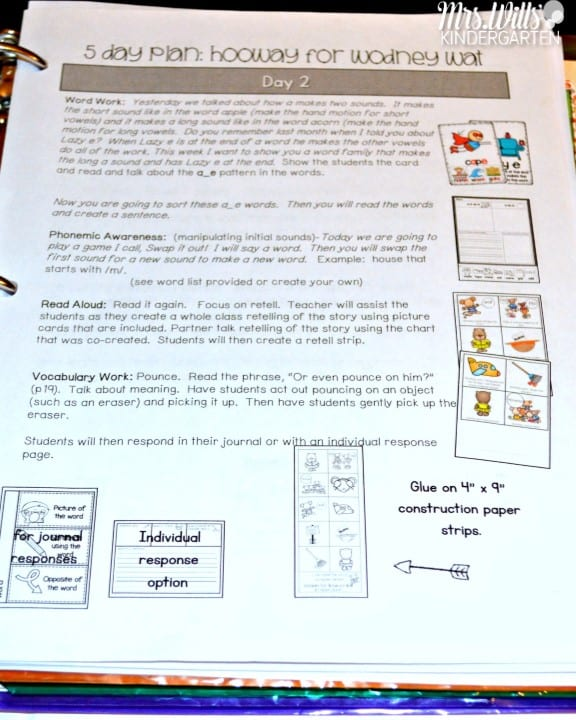 Lesson Planning Secrets Made Easy. Writers Workshop, Math Workshop, Guided Reading, and Reading Comprehensions Lessons for Kindergarten and First Grade. Just Print and TEACH!