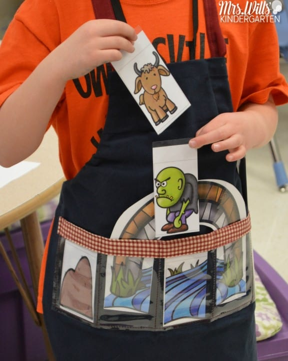 Learning with Novelty! Brain-based research on the power of novelty and learning. This is why I love these aprons for my kindergarten classroom. Use them for reading, phonemic awareness, math... just about any activity for your students. They will love it.