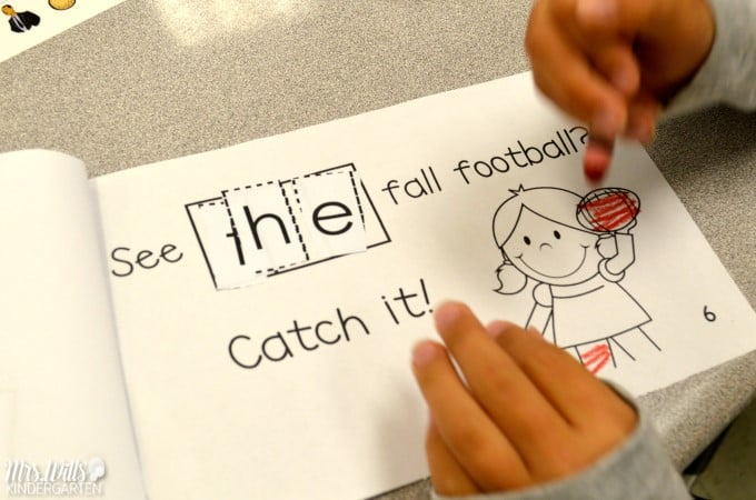 15 Sight Word Ideas for your classroom! Fun ideas to explicitly teach high frequency words during interventions, centers, small group, and throughout the day. Free file is included! Engaging activities and worksheets for kindergarten and first-grade.
