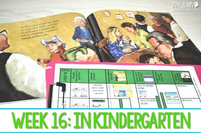 Kindergarten Reading Resources And Ideas