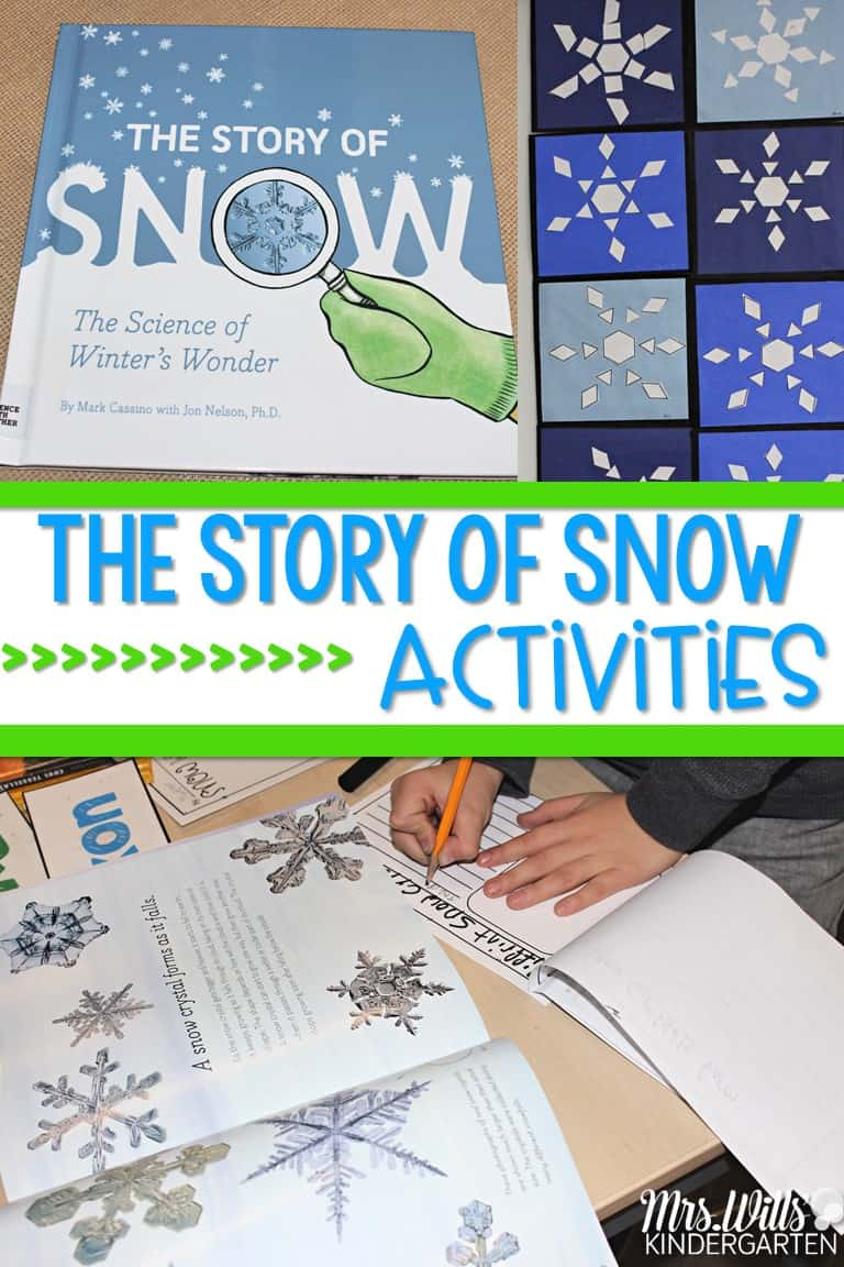 The Story of Snow Lesson Plans Engaging Readers 2nd Grade