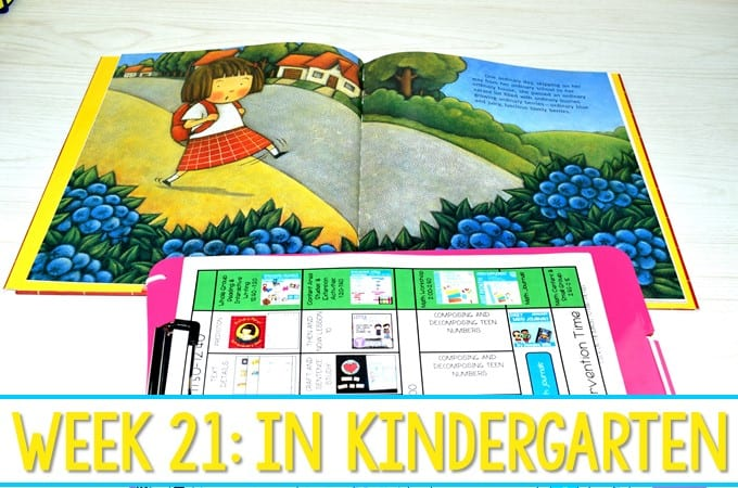 Kindergarten Reading Resources and Ideas