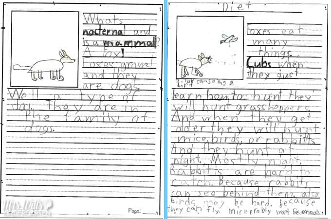 2nd grade informational writing. See how to teach nonfiction writing through writers' workshop in a second grade classroom using our anchor charts and resources.