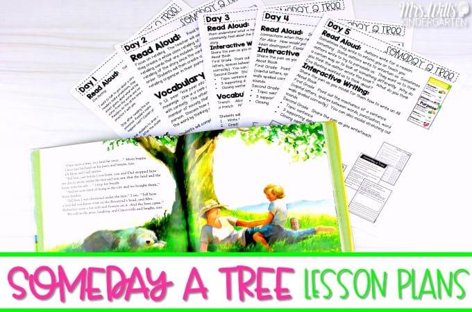 Kindergarten Spring Activities and Resources