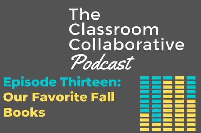 Episode Thirteen Our Favorite Fall Books
