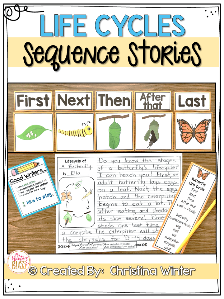 Sequence writing prompts