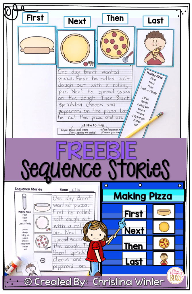 free sequence writing prompts