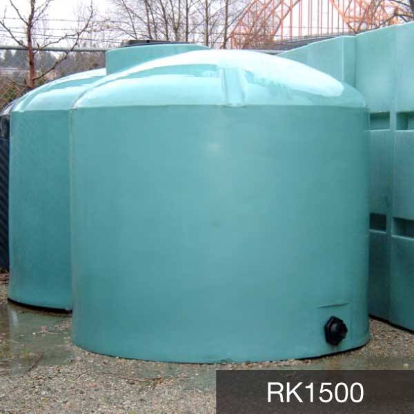 RK 1500 Water Storage Tank Image