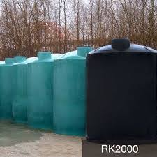 RK 2000 Water Storage Tank Image