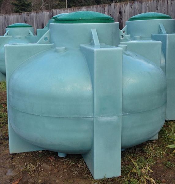 RKC 500 Underground Storage Tank Image
