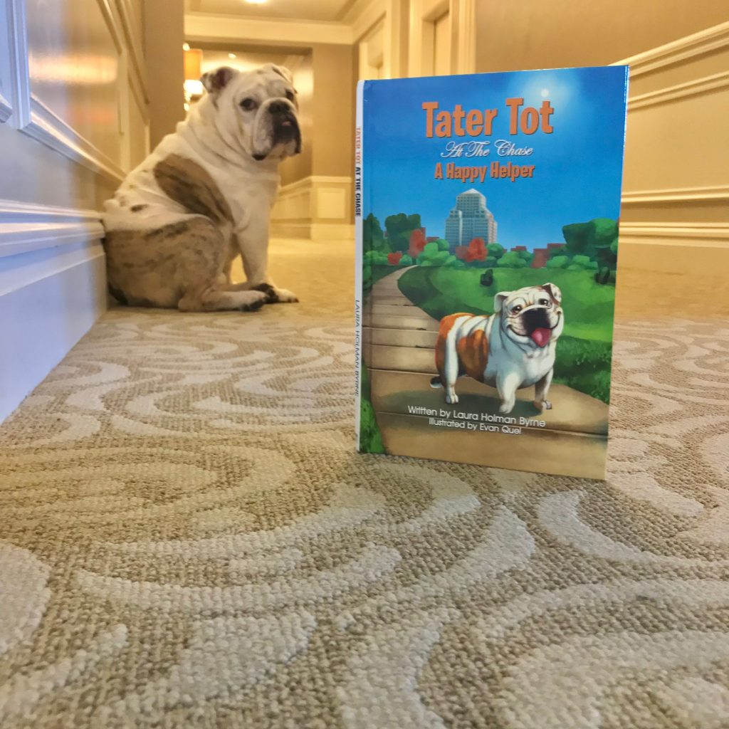 Mr Tater Tot Adventures children's book teaches life lessons