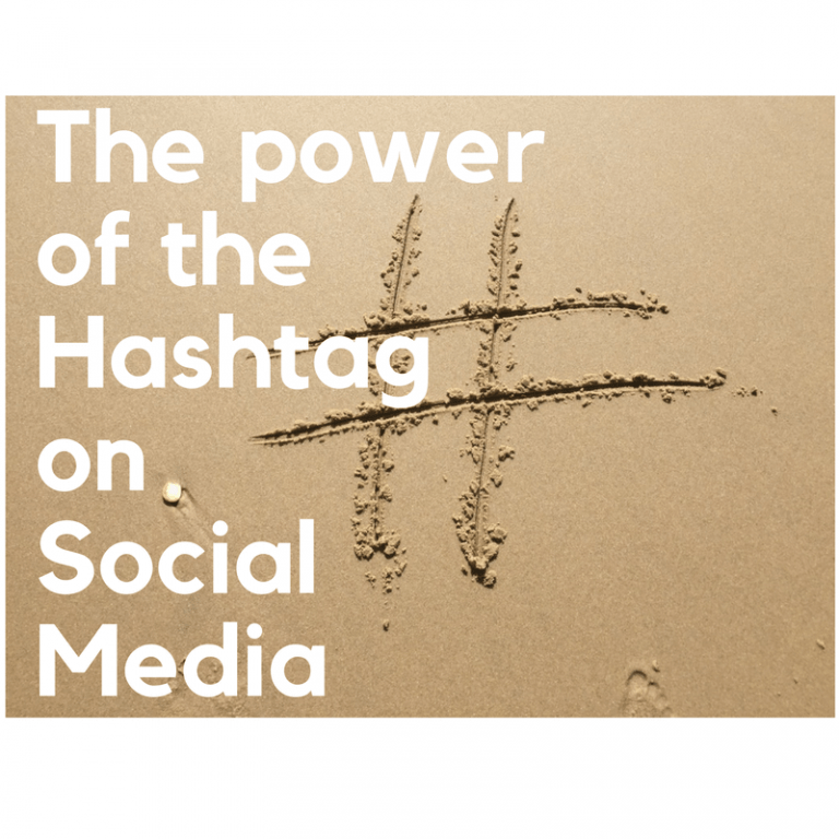 How To Use Hashtags To Promote Your Business On Social Media