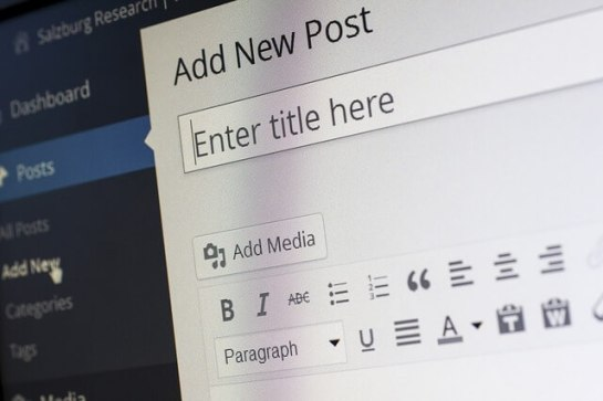 Writing regular posts makes your website more effective