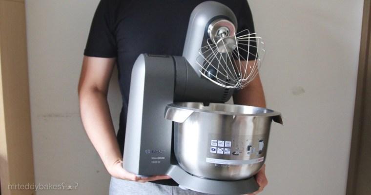 我的第一部廚師機<br>Bosch MaxiMUM
