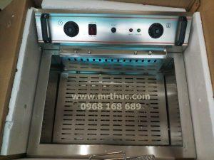 bếp chiên nhúng công nghiệp,bếp chiên nhúng điện 25 lít