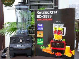 silvercrest 3800w