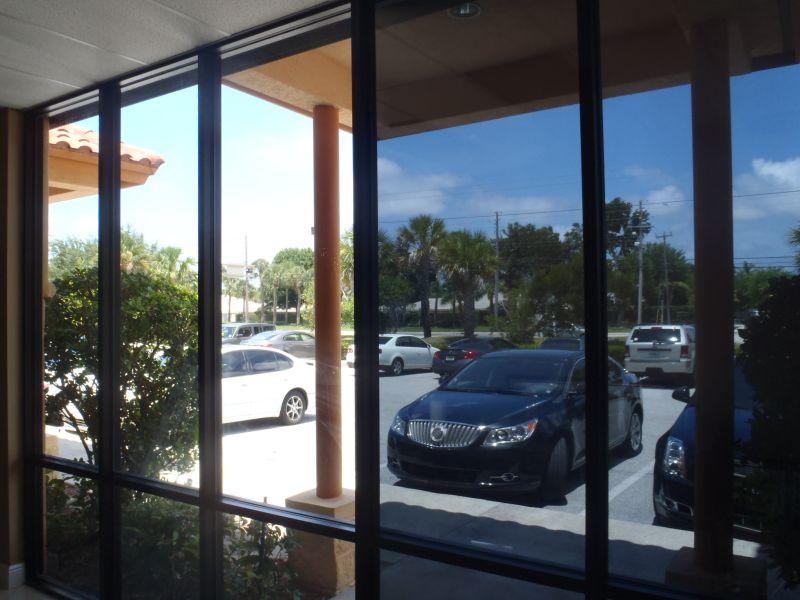 Commercial Window Tinting - Jupiter Florida