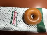 YES! I found a Krispy Kreme!