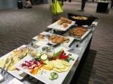 Reception Food after Keynote.